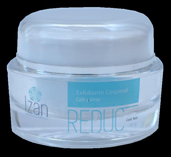 Exfoliante corporal IZAN Dermocosméticos
