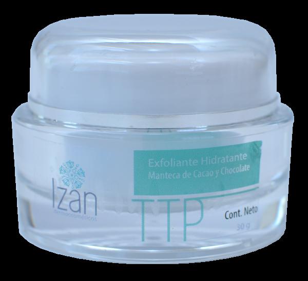 Exfoliante Hidratante IZAN Dermocosméticos productos