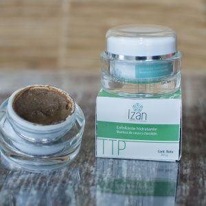 Exfoliante hidratante IZAN Dermocosméticos