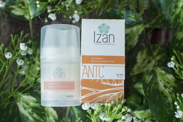Gel antiacne IZAN Dermocosméticos