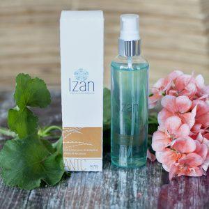 Gel espumoso antiseptico IZAN Dermocosméticos