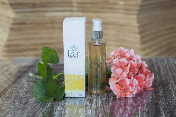 Gel espumoso confort IZAN Dermocosméticos
