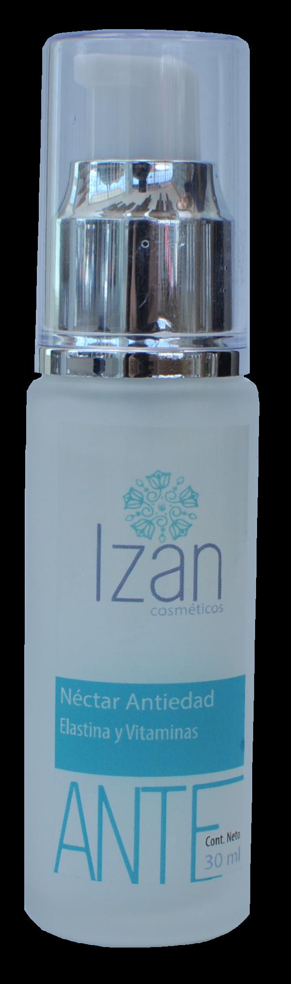 Nectar antiedad IZAN Dermocosméticos