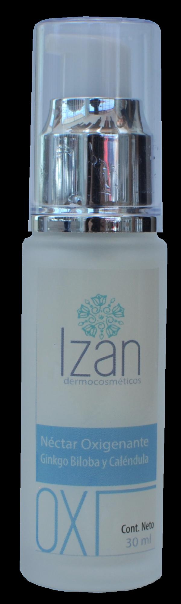 Néctar oxigenante IZAN Dermocosméticos