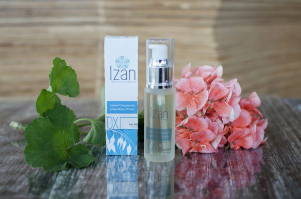 Serum oxigenante IZAN Dermocosméticos
