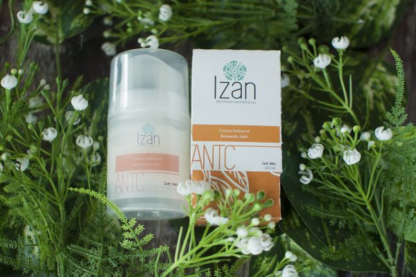 Crema antiacné IZAN Dermocosméticos