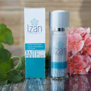 Crema antiarrugas IZAN Dermocosméticos