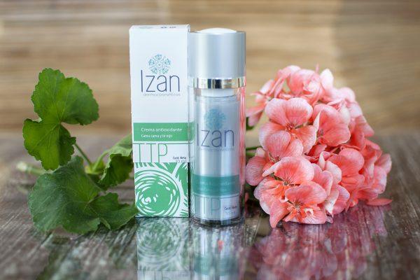 Crema antioxidante IZAN Dermocosméticos