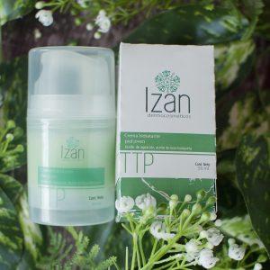 crema hidratante piel joven IZAN Dermocosméticos