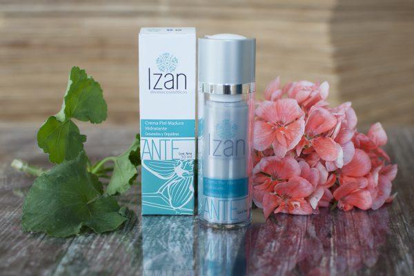 Crema piel madura hidratante ceramidad y orquideas IZAN Dermocosméticos