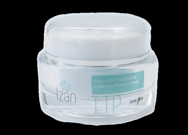 Mascarilla purificante IZAN Dermocosméticos