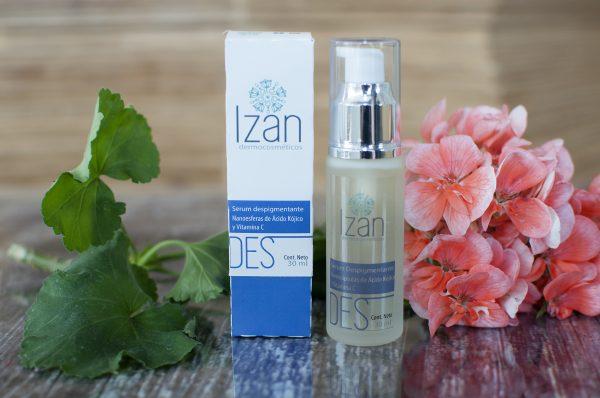 Serum despigmentante IZAN Dermocosméticos